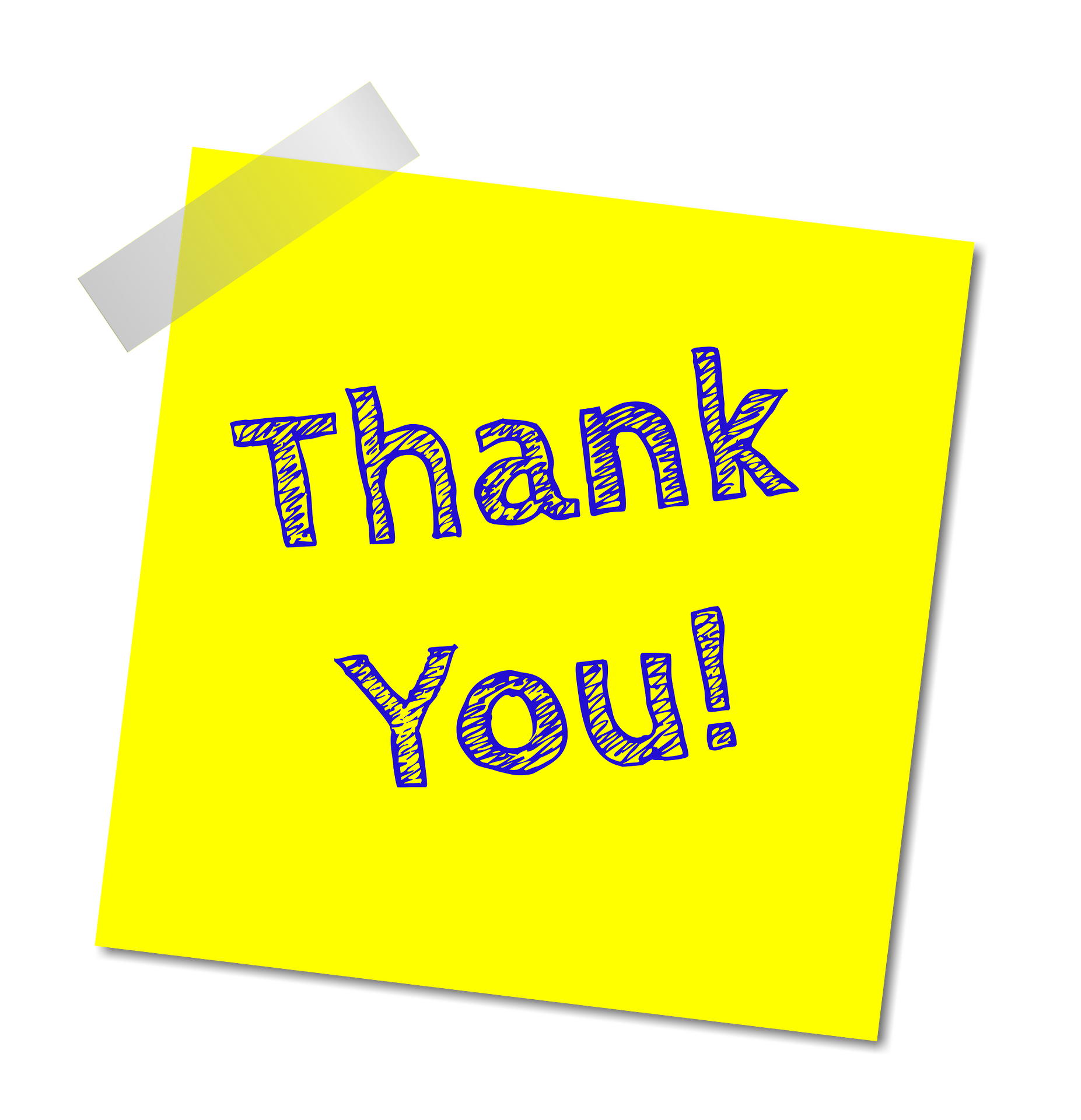 Stop Saying Thank You - Rethinking Thanks in Context of ...